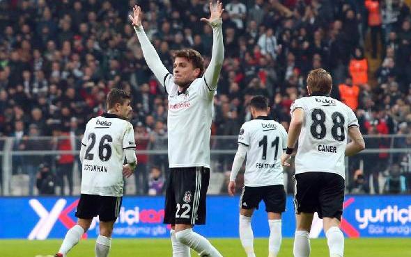 Beşiktaş'ta öne çıkan 5 futbolcu
