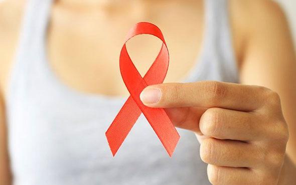 Dünyada azalan AIDS Türkiye'de arttı