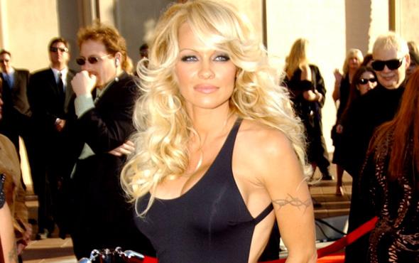 Pamela Anderson'dan 'Sarı Yelekler'e destek