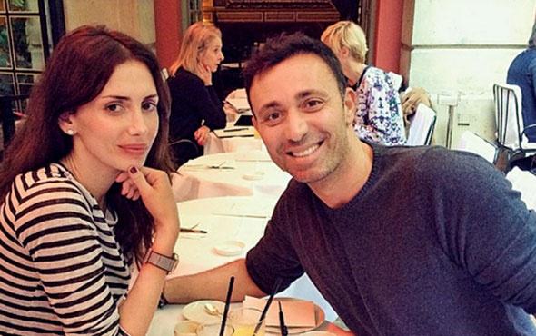 Mustafa Sandal eski eşi Emina Jahovic'le ilk kez birlikte görüntülendi