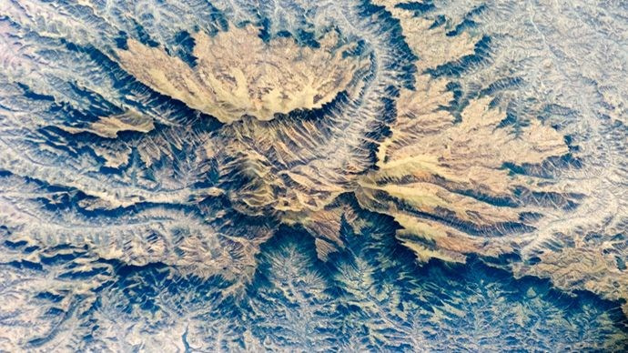 NASA'dan muhteşem fotoğraflar Türkiye'de var