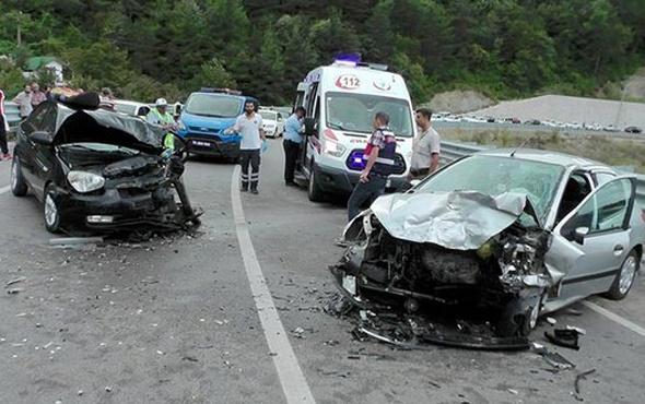 Ölümlü trafik kazaları yüzde 7,5 azaldı