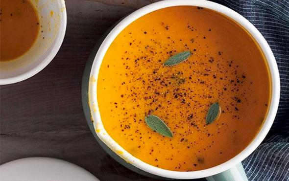 Balkabağı çorbası nasıl yapılır?