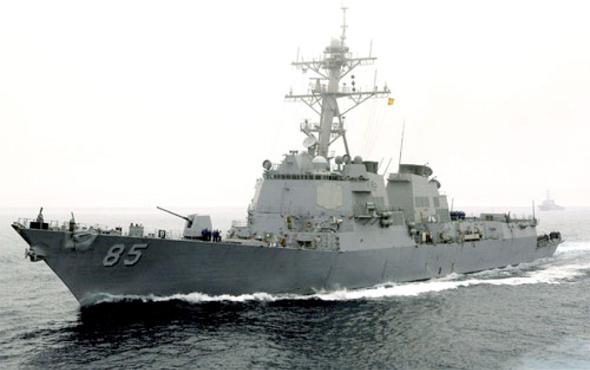 ABD Karadeniz'e savaş gemisi göndermek için harekete geçti