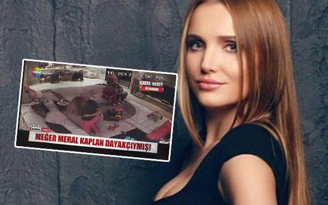 Meral Kaplan'ın skandal görüntüsü! Annesini ve kardeşini tekme tokat dövdü - Sayfa 1