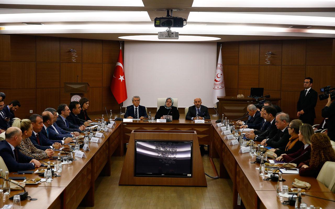 Asgari Ücret'te ilk toplantı bitti bir sonra ki 13 Aralık'ta
