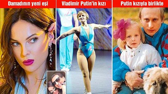Putin'in kızını boşadı manken sevgilisiyle evlendi! Yürek mi yedi? - Sayfa 1
