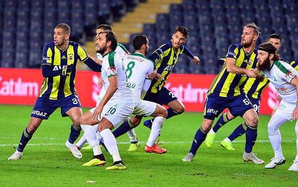 Fenerbahçe Giresunspor Türkiye Kupası maçı golleri ve geniş özeti