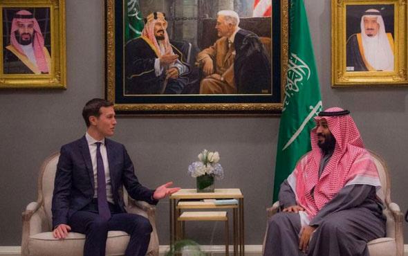 Trump'ın damadı Kushner'den Prens Selman'a Kaşıkçı tavsiyeleri...