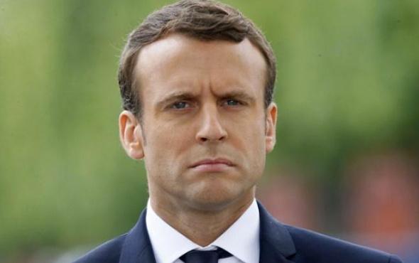 Fransa'dan Trump'a çok sert yanıt: Burnunu sokma!