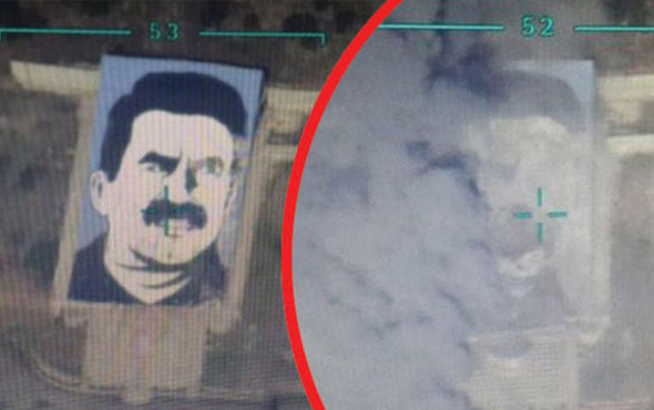 Öcalan anıtının altından bakın ne çıktı?