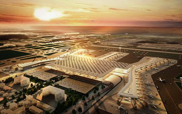 Bakan Arslan 3. havalimanı açılış tarihini  verdi
