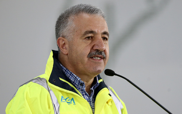 İstanbul 3. havalimanı ismi ne olacak Ahmet Arslan yanıt verdi
