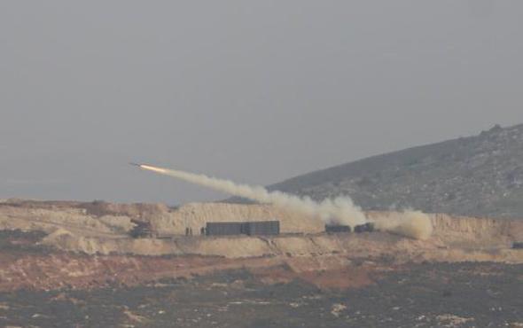 Afrin'de dev tünelleri yaptıran ülke ÖSO komutanı açıkladı