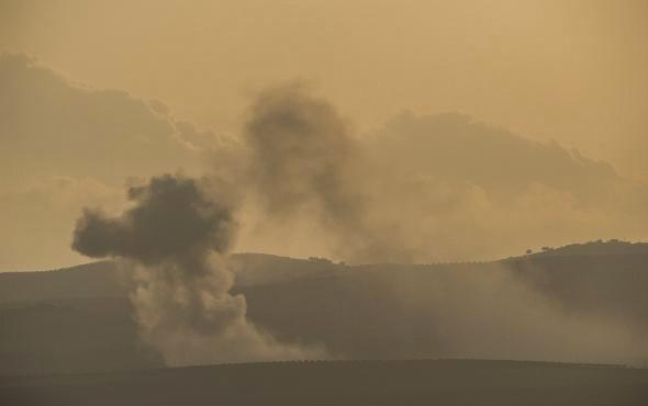 Afrin'de son dakika gelişmesi! Bir köy daha temizlendi
