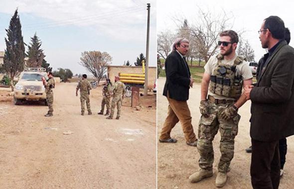 ABD Menbiç'te Türk askeriyle savaşacak mı?