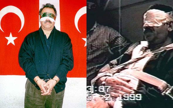 Öcalan 19 yıl önce bugün 60 saniyede paketlendi!