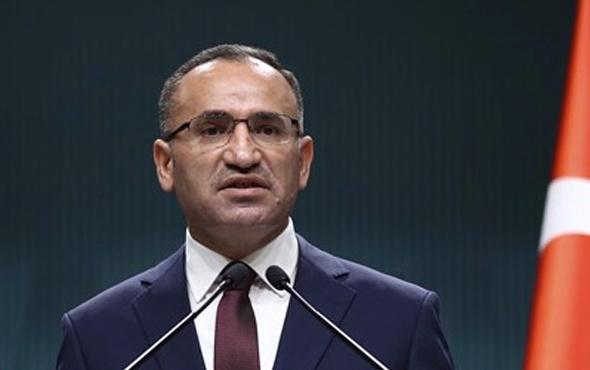 Bozdağ'dan ABD'nin 'YPG'yi PKK'ya karşı savaştırabiliriz' teklifine yanıt