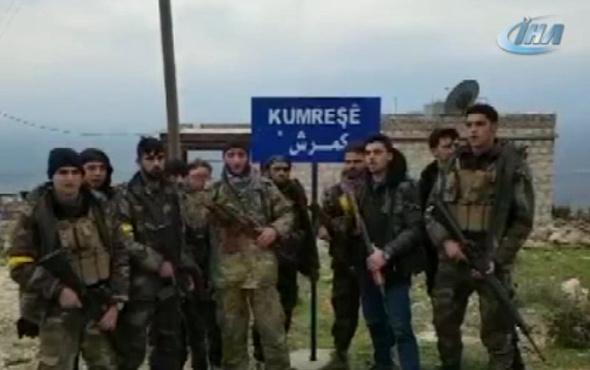 Zeytin Dalı Harekatı'nın 28. gününde iki köy daha PKK/PYD'den kurtarıldı