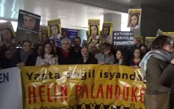 Helin Palantöken'in katil zanlısının yargılandığı davaya yanlış sanık getirildi