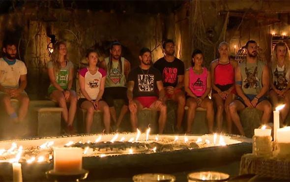 Survivor 18 Şubat 2018 kim elenecek?