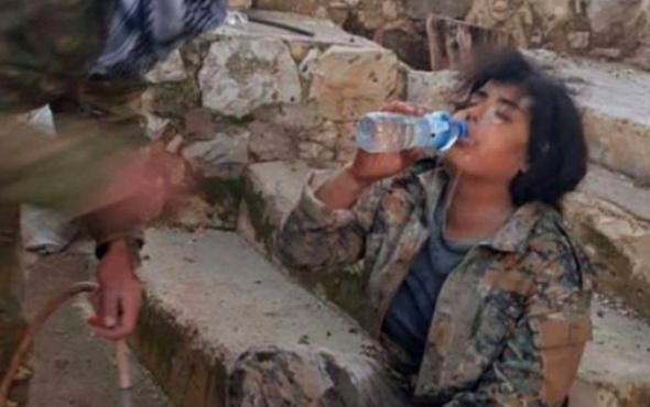 Dünya bu kareyi görsün! Afrin'de insanlık dersi