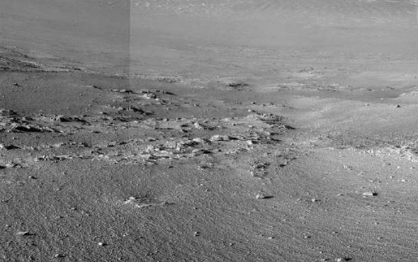 Mars yüzeyinde şaşırtan keşif NASA paylaştı