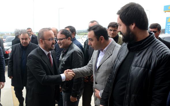 AK Parti'den CHP'ye sert   ÖSO tepkisi