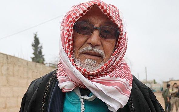 PYD'den kurtulan köylü Türk askeri için böyle konuştu