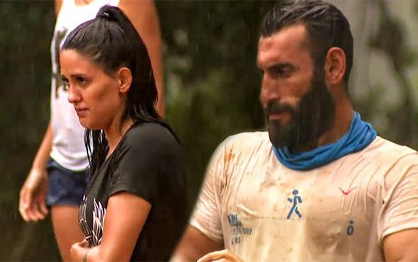 Survivor'da çılgın yağmur: Yarışmacılar çok zorlandı!