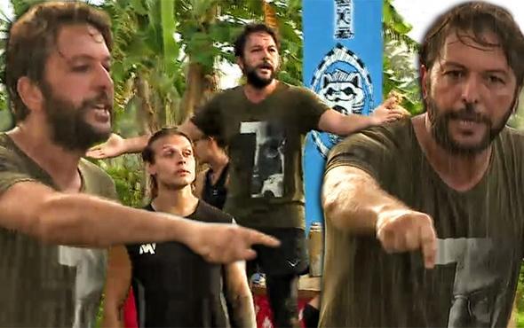 Gönüllüler, Nihat Doğan'ı çıldırttı; Survivor adası inledi!