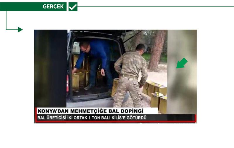 'Türk ordusu Afrin'de zeytinyağı çaldı' iddiasının aslı ortaya çıktı