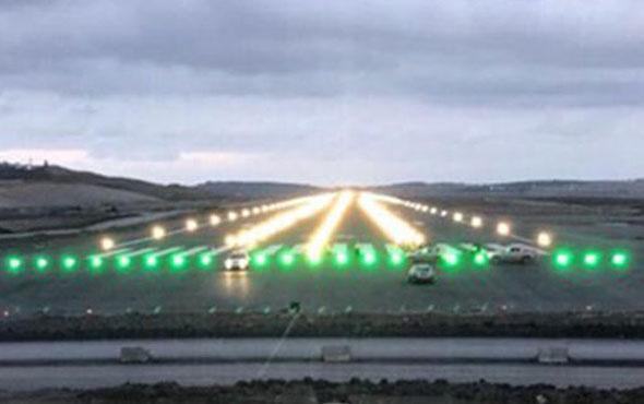 İstanbul'da tarihi an! Işıklar ilk kez yandı