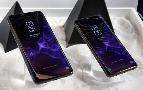 Samsung, Galaxy S9 ve Galaxy S9+'ı resmen tanıttı