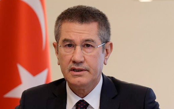 Afrin'de merkezde kullanılacak yeni sistem! Canikli açıkladı