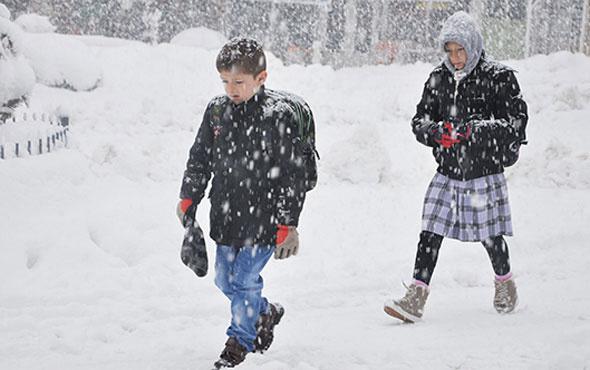 Edirne'de kar devam edecek mi yeni hava durumu