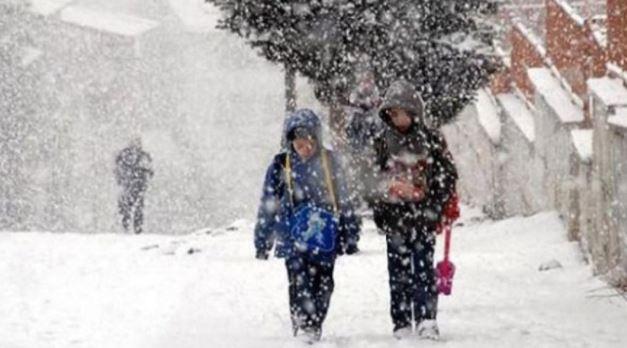 Kütahya hava durumu kar bastırdı yeni rapor