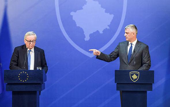 AB'den Kosova'ya vize serbestisi için şart