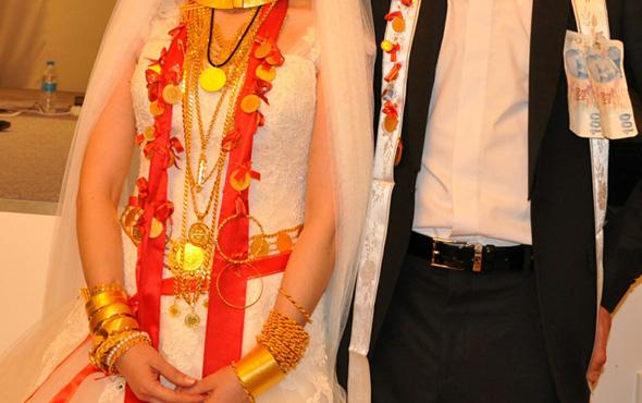 Düğünde takılan takılar kime ait? Yargıtay'dan ilginç karar