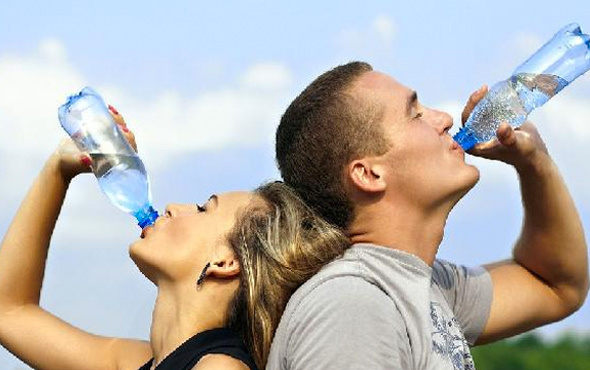 Ses hijyeni için günde en az 2 litre su için