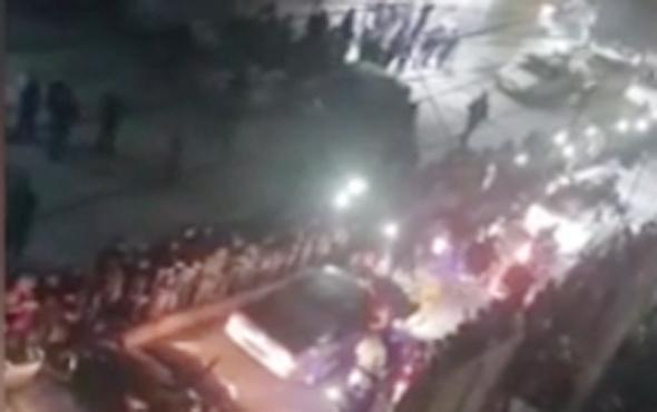 Şok gelişme! PKK sivilleri kalkan yapıp Afrin'e 500 terörist soktu