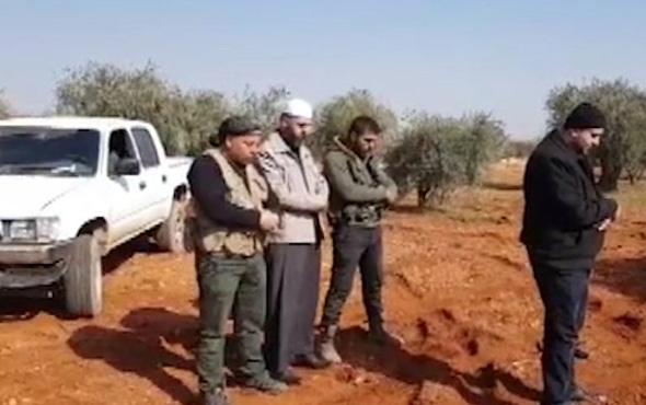 Teröristlerden temizlenen Dikmetaş köyünde şükür namazı kılındı