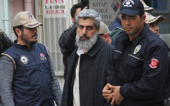 Alpaslan Kuytul'un gözaltı fotoğrafları kelepçe takıldı mı