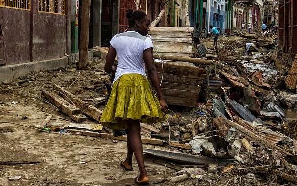 Rapor ifşa oldu! Depremzedelerle para karşılığı seks yaptılar