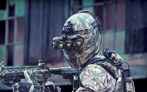 ABD askerine yeni nesil zırh