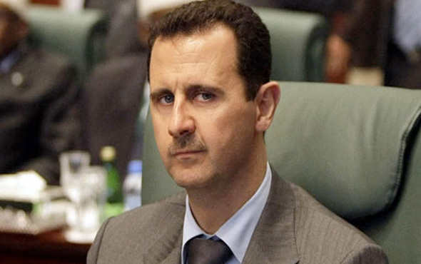 Suriye'de şok gelişme! Beşar Esad DEAŞ'a...
