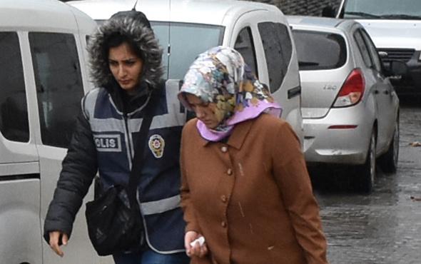 FETÖ'nün 'İlkadım eyalet ablası'na verilen ceza belli oldu