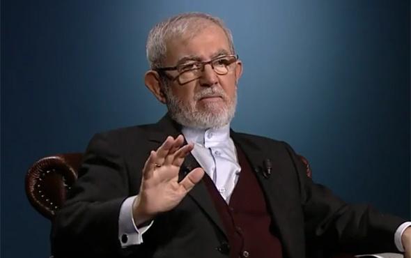 'Kuran-ı Kerim'de zinaya değil 'aleniyete' ceza var'