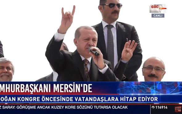 Erdoğan Bozkurt işaret yaptı