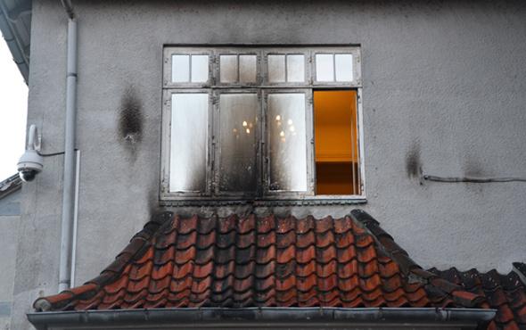 Türkiye'nin Danimarka Büyükelçiliği'ne saldırı!